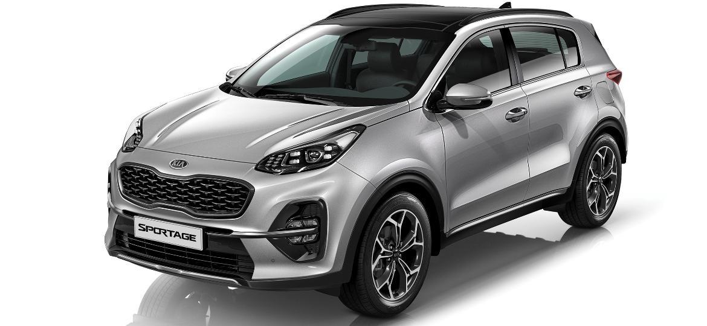 Novo Kia Sportage será uma das grandes atrações da marca sul-coreana no Salão do Automóvel deste ano - Divulgação