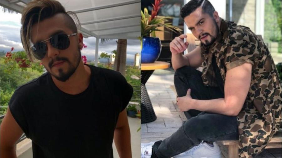 Luan Santana muda o visual e mostra antes e depois - Reprodução/Instagram