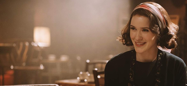 Rachel Brosnahan como Midge Maisel - Divulgação