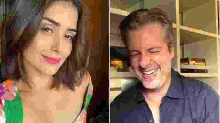 Leticia Almeida detona Victor Chaves, após cantor publicar um vídeo em que ironiza denúncia de agressão - Reprodução/Instagram/YouTube - Reprodução/Instagram/YouTube