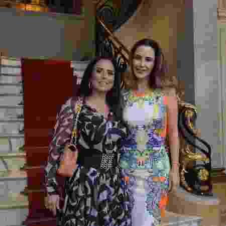 A estilista Valéria Costa e Guilhermina Guinle prestigiaram o evento - Divulgalção/Selmy Yassuda - Divulgalção/Selmy Yassuda