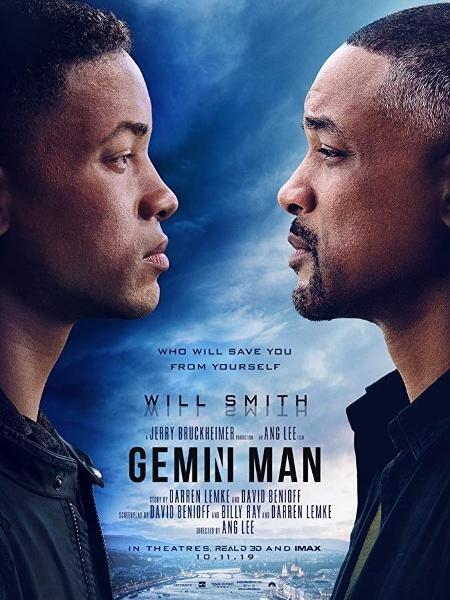"""Pôster de """"Projeto Gemini"""" - Divulgação/IMDb"""