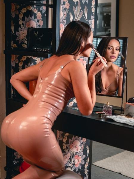 Vivi Guedes usa vestido do mesmo estilista das Kardashians - Reprodução/Instagram/estiloviviguedes