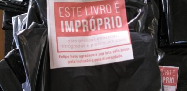 Cultura | TJ suspende liminar que impedia apreensão de livros na Bienal do Rio