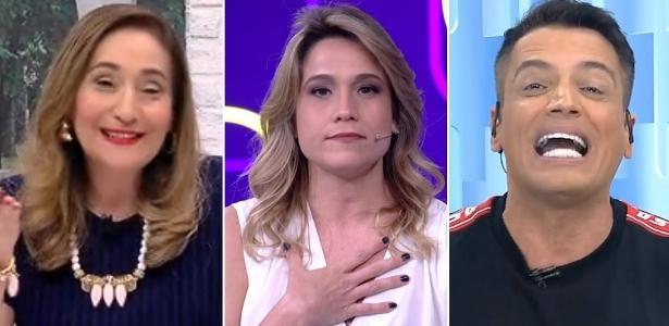 Colunista rebate | Gentil elogia Sonia Abrão ao vivo e alfineta Leo Dias