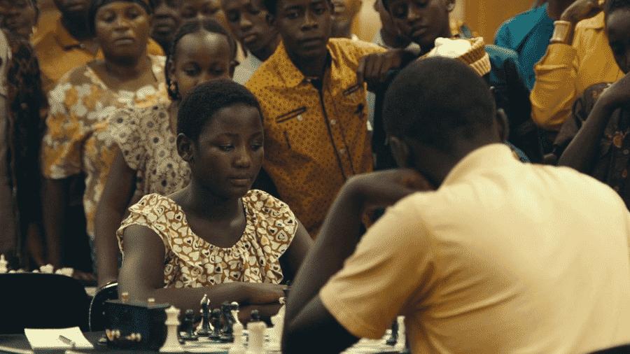 Cena do filme Rainha de Katwe - Reprodução