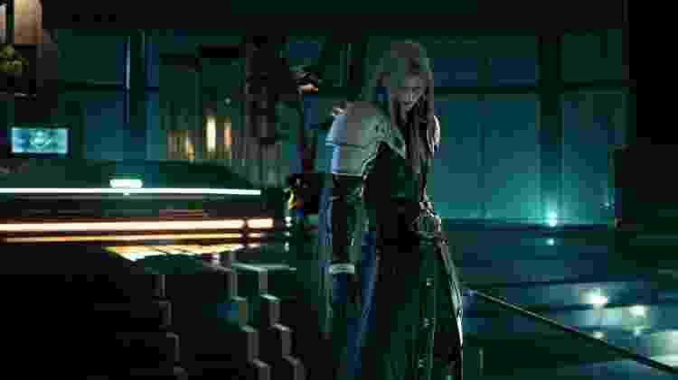 Final Fantasy VII Sephiroth - Divulgação/Square Enix - Divulgação/Square Enix