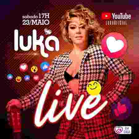 Luka - Reprodução/ Instagram - Reprodução/ Instagram