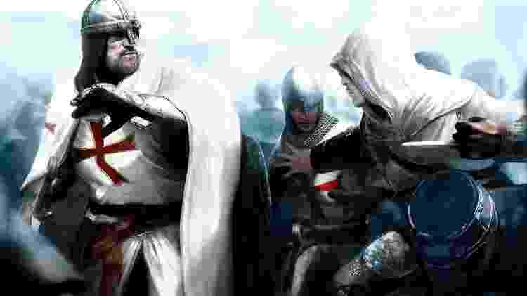 Assassin's Creed templarios - Divulgação/Ubisoft - Divulgação/Ubisoft