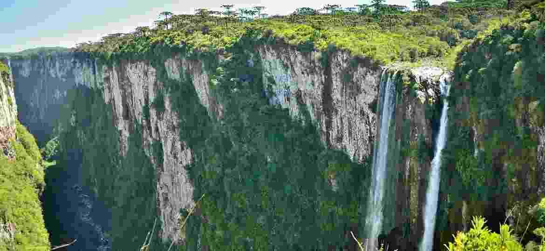 Aparados da Serra, um dos parques nacionais que vale a pena conhecer na pandemia - e fora dela - Felipe van Deursen