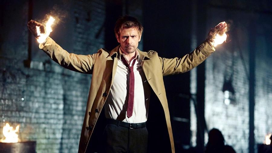 Matt Ryan como Constantine - Reprodução