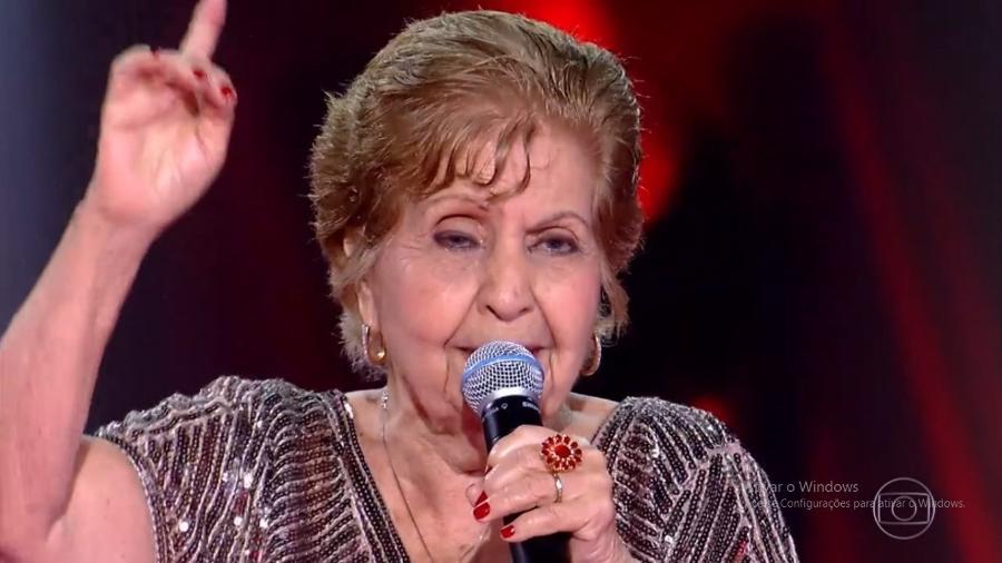 """Miracy de Barros passa para próxima fase no """"The Voice+"""" e diverte jurados - Reprodução/Globo"""