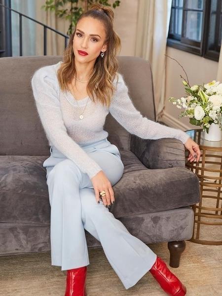 Jessica Alba ganha R$ 13,7 milhões com venda de ações de sua empresa - Imagem: Instagram