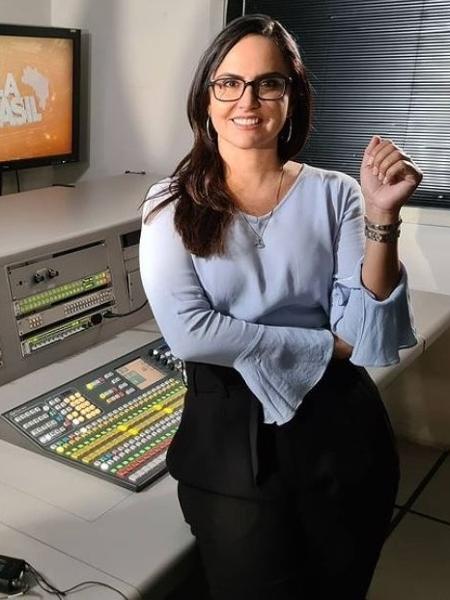Carla Cecato deixou a Record após 16 anos - Reprodução/Instagram
