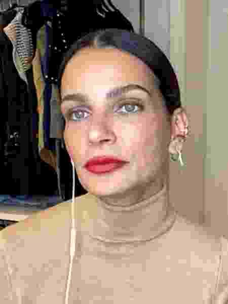 """Fernanda Motta no """"E aí, Beleza?""""  - Reprodução - Reprodução"""