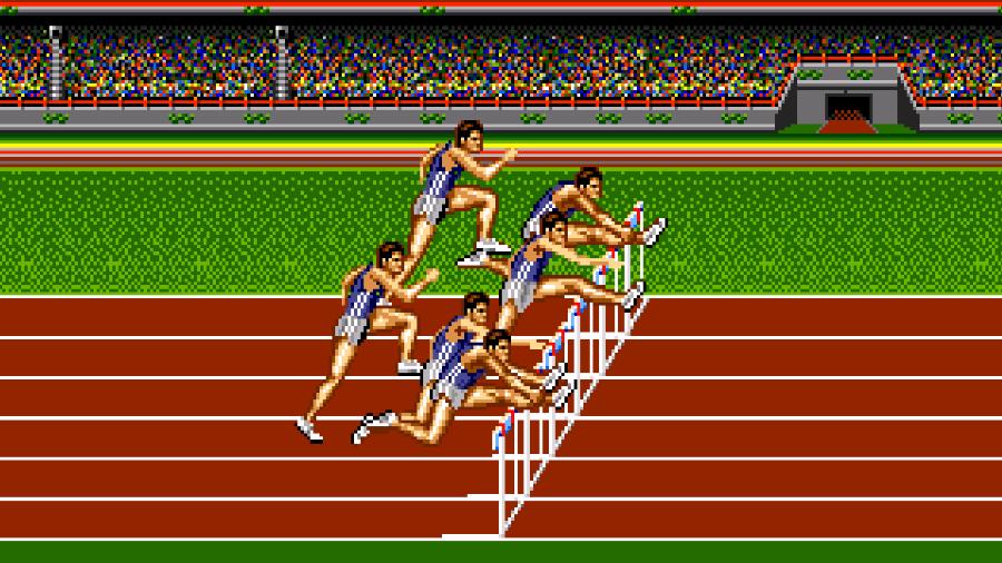 Olympic Gold Mega Drive - Reprodução/SEGA