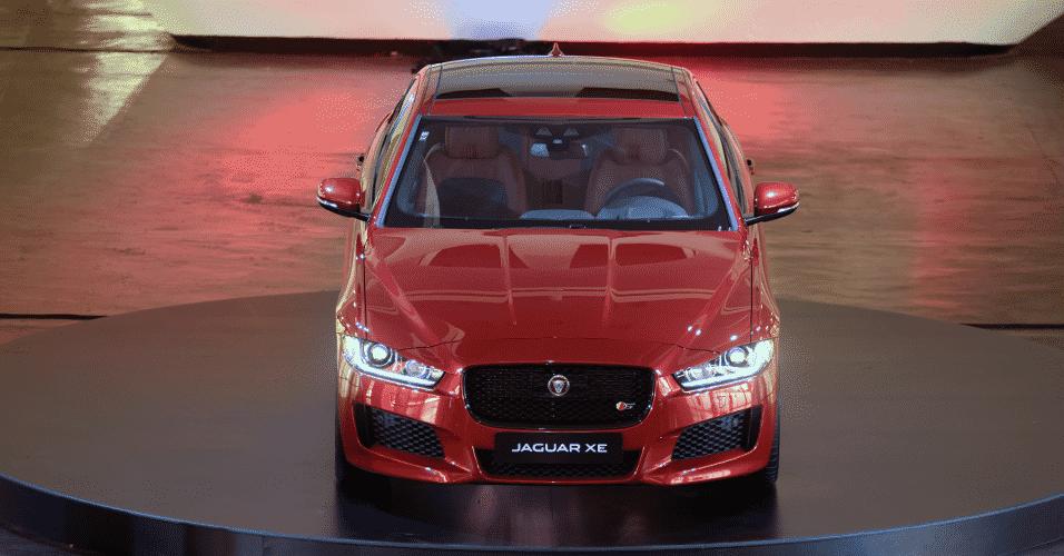 Jaguar XE S - Murilo Góes/UOL