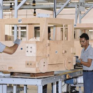 Centro de Treinamento da fábrica da Jaguar Land Rover, em Itatiaia, RJ - Murilo Góes/UOL