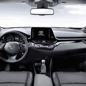 Toyota C-HR - Divulgação