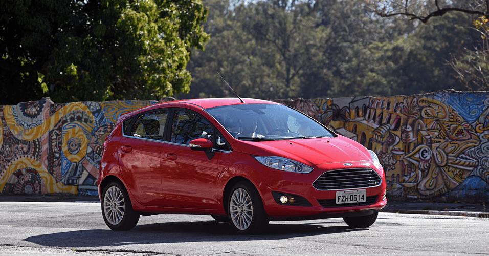 Ford Fiesta Titanium Plus 1.0 Ecoboost 2017