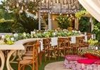 Decoração de casamento ganha destaque com mix de cadeiras - Divulgação
