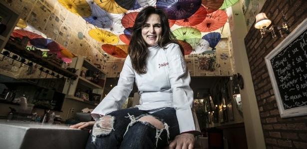 """Proprietária do Ruella, Danielle Dahoui é 1ª mulher a comandar um """"Hell""""s Kitchen"""" - Lucas Lima/UOL"""