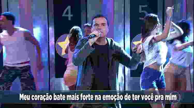 O Bicho - Reprodução/TV Globo - Reprodução/TV Globo