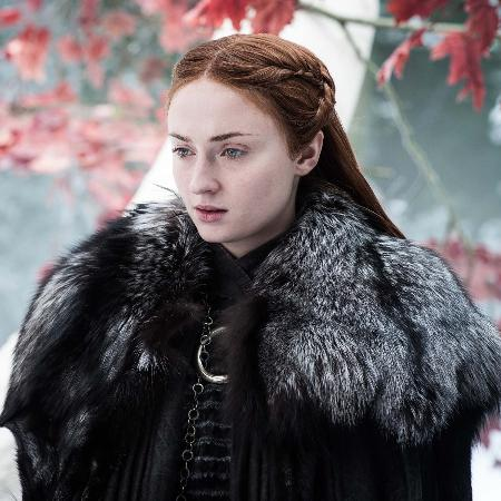 "Sophie Turner é a Sansa de ""Game of Thrones"" - HELEN SLOAN/HBO"