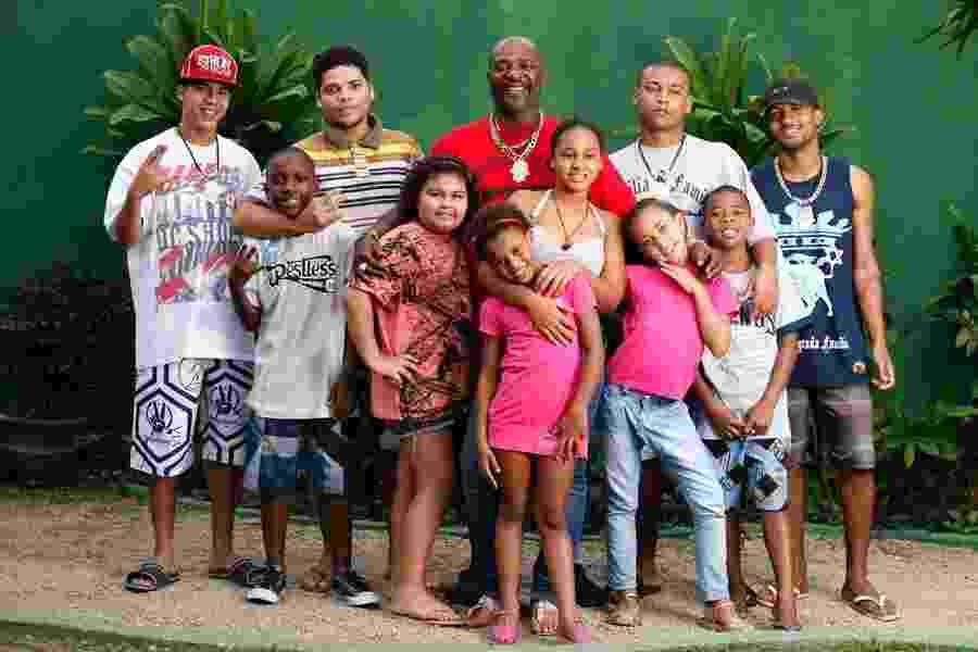 Família Catra - Arquivo Pessoal