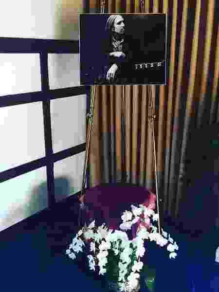 Imagem do funeral de Tom Petty - Reprodução/Instagram