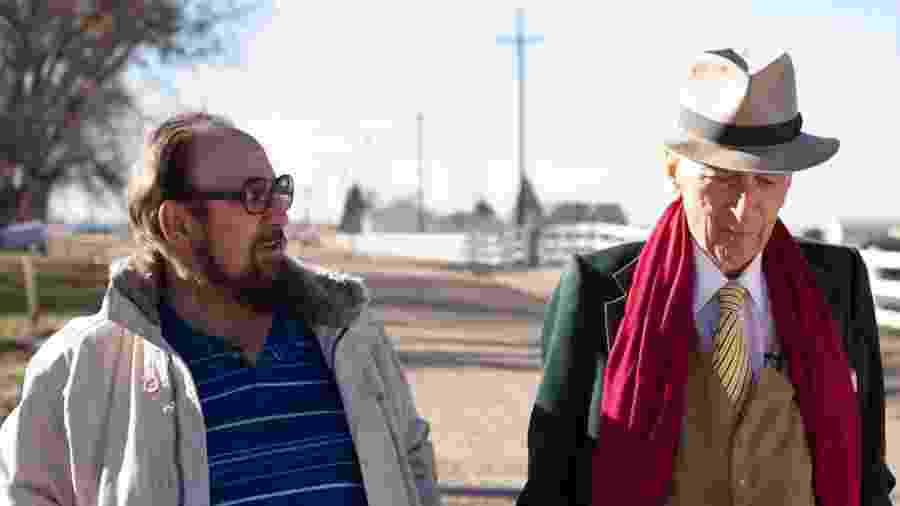 Gerald & Gay, calejados observadores do cotidiano - Divulgação