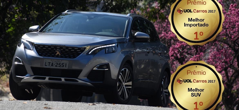 Peugeot 3008 - Murilo Góes/UOL