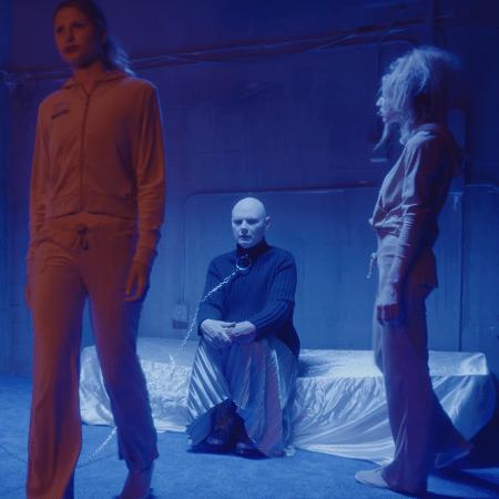 """Cena do clipe de """"Solara"""", nova música do Smashing Pumpkins - Reprodução"""