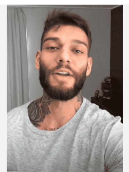 Lucas Lucco  - Reprodução/Instagram