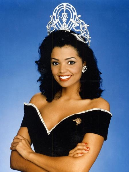 Chelsi Smith, Miss Universo 1995 - Reprodução/Instagram/missuniverse