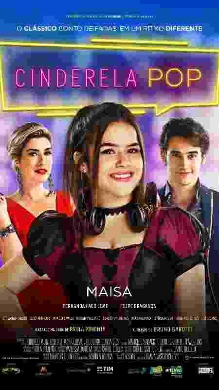 Cinderela Pop - Divulgação - Divulgação