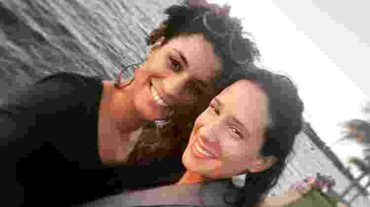 """Marielle Franco (à esq.) e Monica Benicio: """"O motivo para eu ter medo foi enterrado no dia 14 de março"""" - Reprodução/Instagram/@monicaterezabenicio - Reprodução/Instagram/@monicaterezabenicio"""