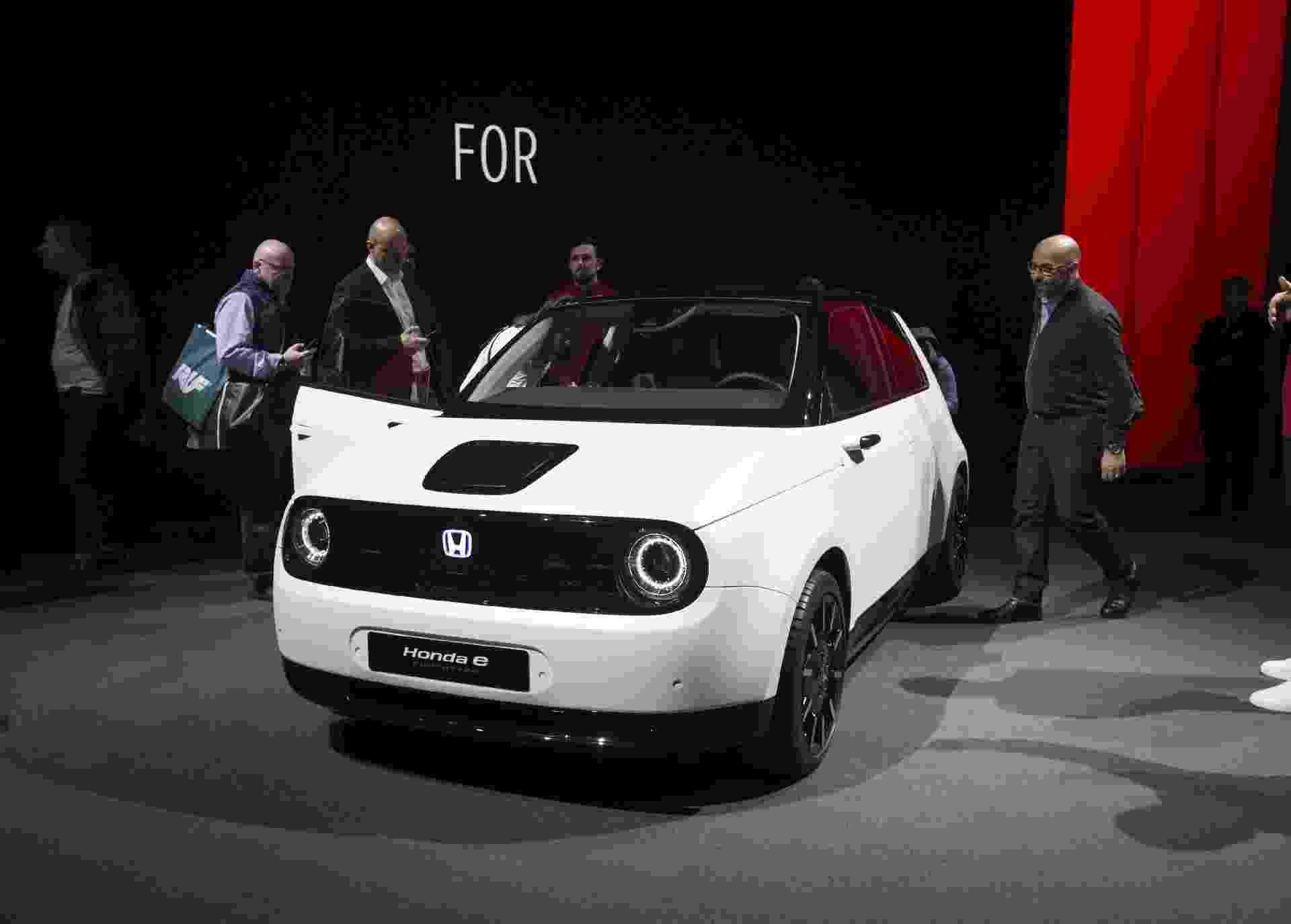 Honda ePrototype - Xu Jinquan/Xinhua