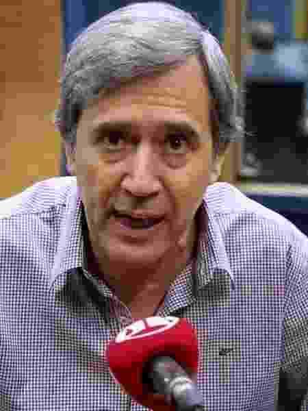 Marco Antonio Villa corre o risco de nova demissão na Pan - Divulgação/Jovem Pan