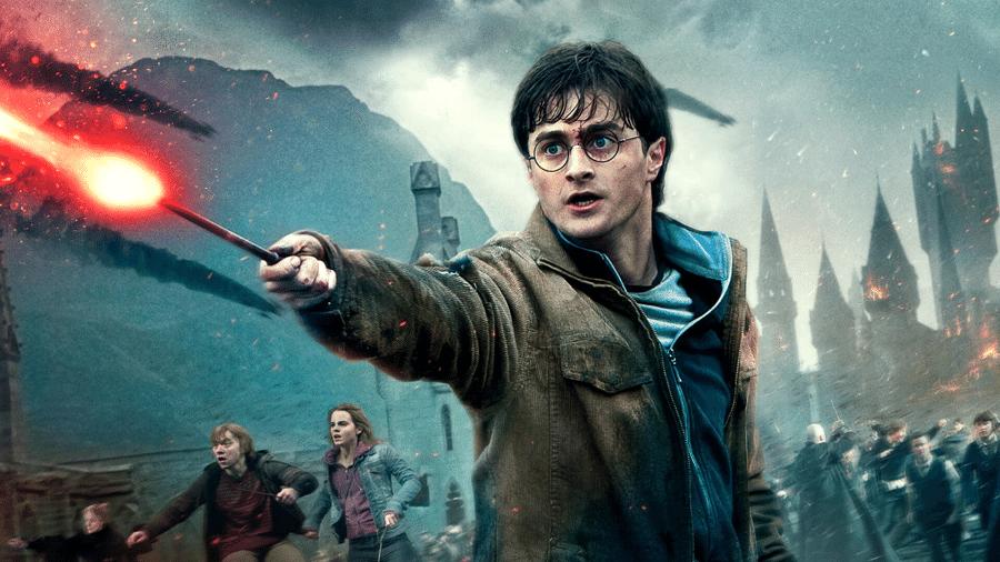 Harry Potter - Reprodução
