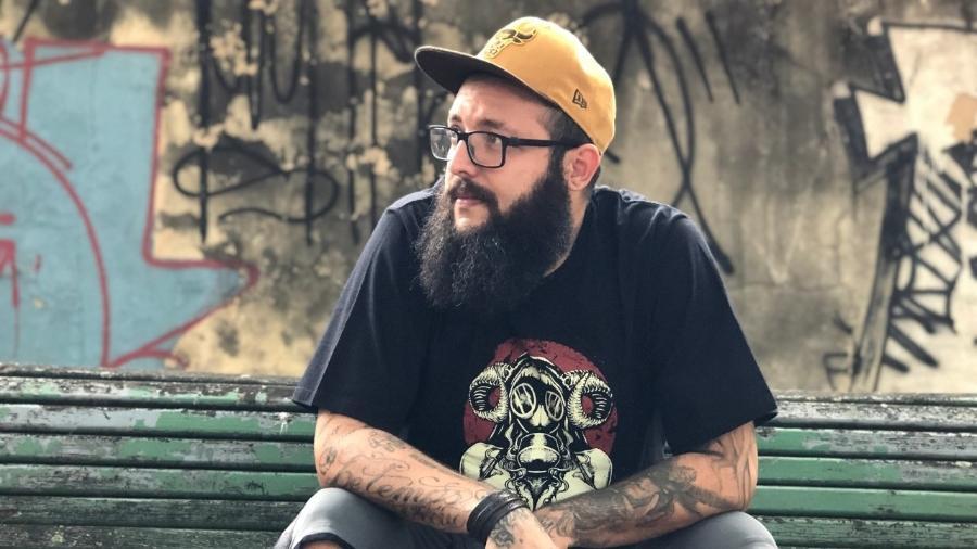 O youtuber e apresentador Cauê Moura passou por Atari, Master System, Super Nintendo... e hoje prefere jogar no PC - Divulgação
