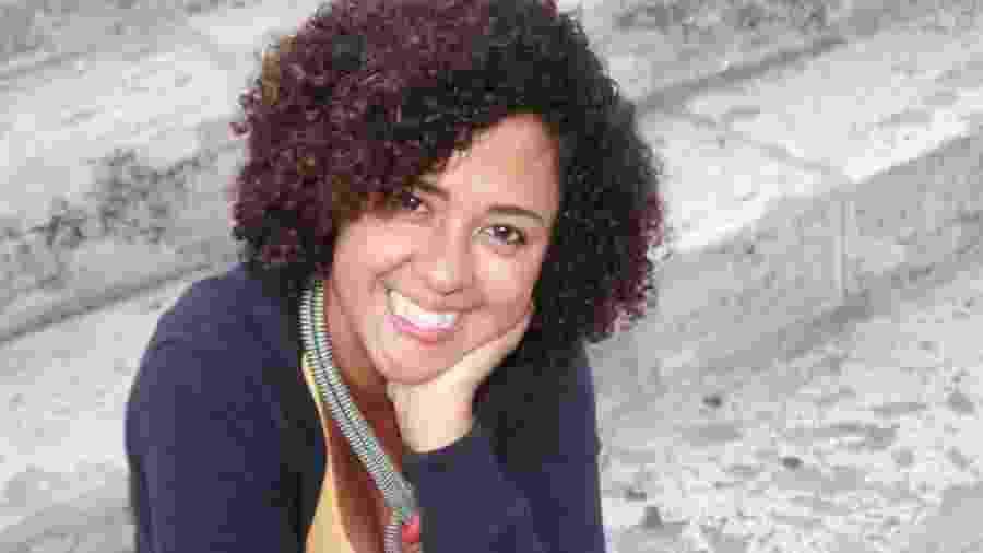 Ana Cristina mudou para uma psicóloga negra e passou a entender o racismo estrutural - Arquivo Pessoal