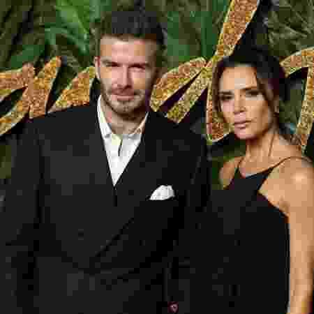 Beckham e Victoria - Reprodução