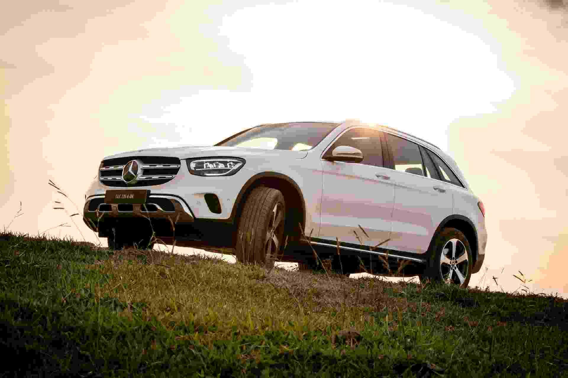 Mercedes-Benz GLC 2020 - Divulgação/Mercedes-Benz