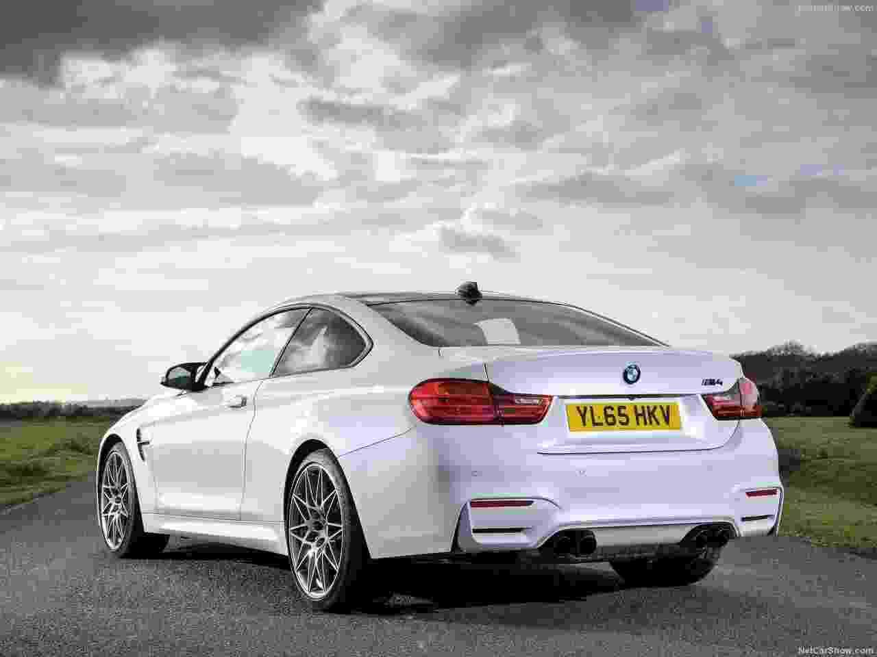 BMW M4 Competition - Divulgação