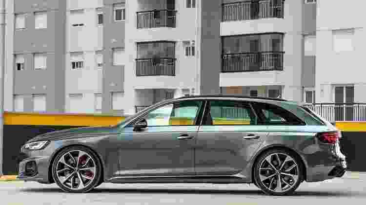 Peruas esportivas já viraram tradição na história da Audi - Divulgação