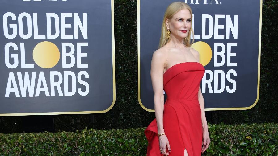 """A atriz Nicole Kidman disse que para ela o sexo representa uma """"conexão importante"""" entre os seres humanos - Valerie Macon/AFP"""