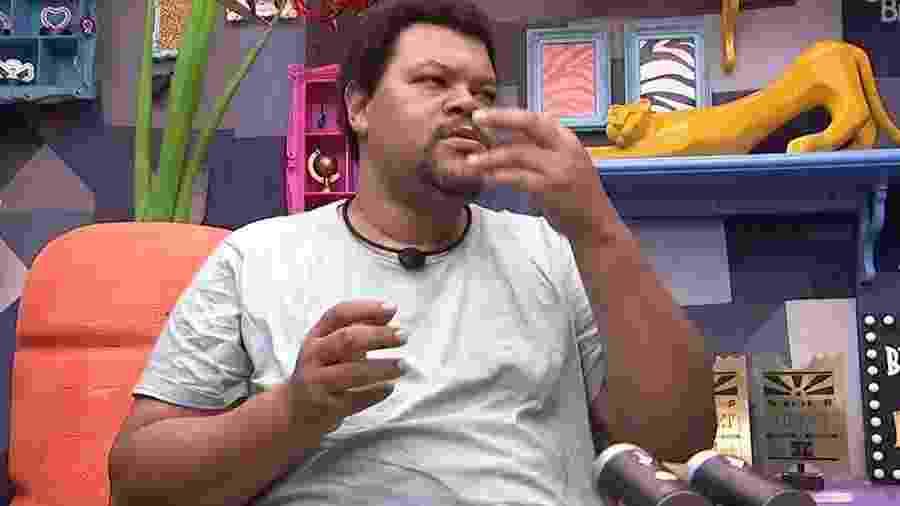 BBB 20: Babu fala de permanência de Prior - Reprodução/Globo