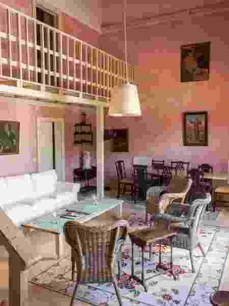 Parede rosa queimada - Reprodução/Pinterest - Reprodução/Pinterest
