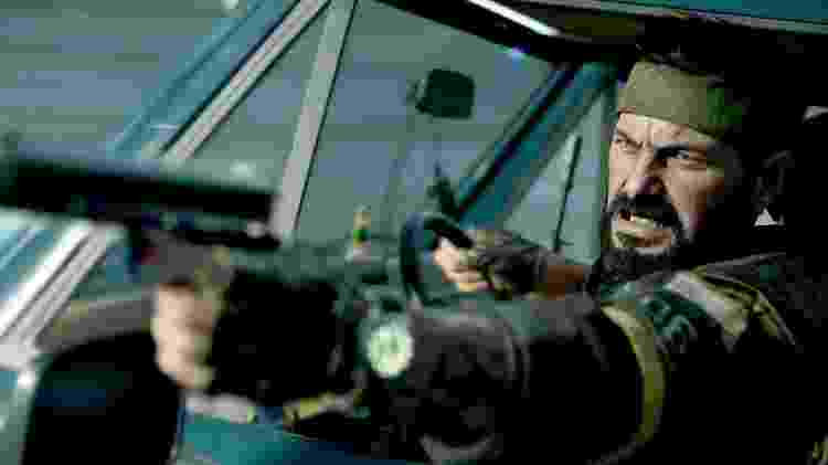 CoD Black Ops Cold War game de tiro - Divulgação/Activision - Divulgação/Activision